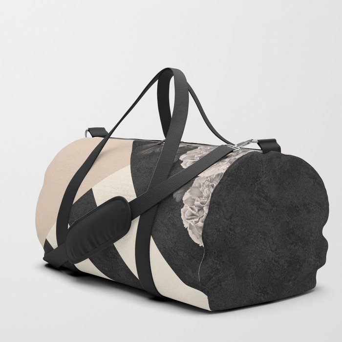 Flowers in sunlight Duffle Bag