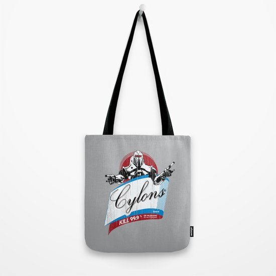 Cylons Huminfectant Spray  Tote Bag
