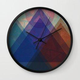 Polaris No. 3 Wall Clock