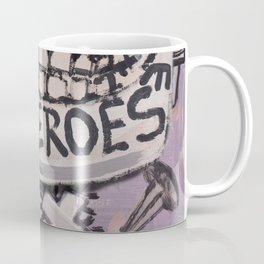 The Globe Heroes Coffee Mug