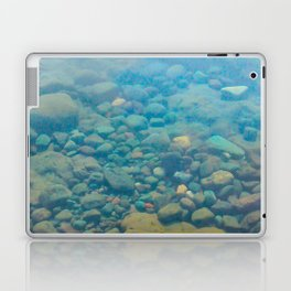 With Calm Comes Clarity Laptop & iPad Skin