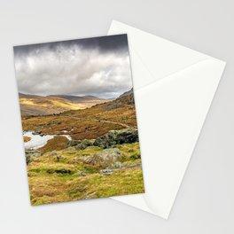 Cwm Idwal Snowdonia Wales Stationery Cards