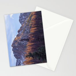 Dusk in Chicago Basin Stationery Cards