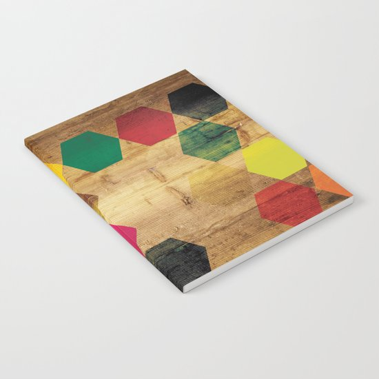 Wood Prints Notebook