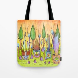 Dream Garden 1 Tote Bag