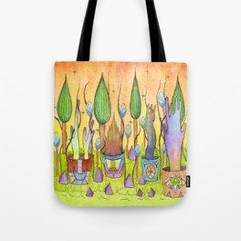 Dream Garden 1 Tote Bag