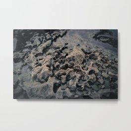 Rock Pool Metal Print