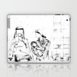 Away In A Manger Laptop & iPad Skin