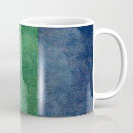 The flag of the planet Mars Coffee Mug