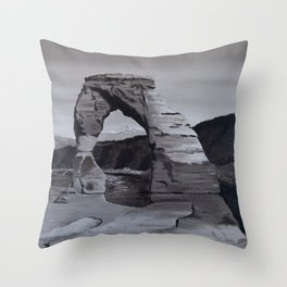 Monument Valley #2 Throw Pillow