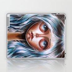 Wisp :: Pretty Little Scamp Pop Surrealism Laptop & iPad Skin