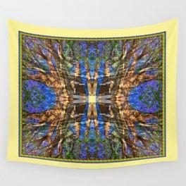 MADRONA TREE MANDALA Wall Tapestry