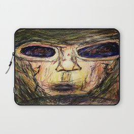 How it feels to be looked at Laptop Sleeve