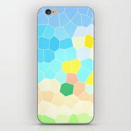 Summer Day Mosaic iPhone Skin