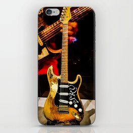 Stevie Ray Vaughan - #1 Guitar iPhone Skin