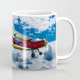 Single Propeller Plane Coffee Mug