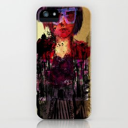 AA Girl iPhone Case