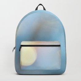 Blur Bokeh Background #1 Backpack