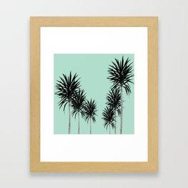 Saint Tropez Feeling #1 #beach #decor #art #society6 Framed Art Print
