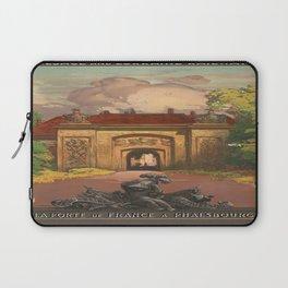 Vintage poster - France Laptop Sleeve