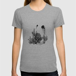 Inky Under the Sea: Jellyfish T-shirt