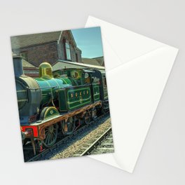 H class at Sheffield Park Stationery Cards