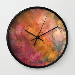 Music Stream Wall Clock
