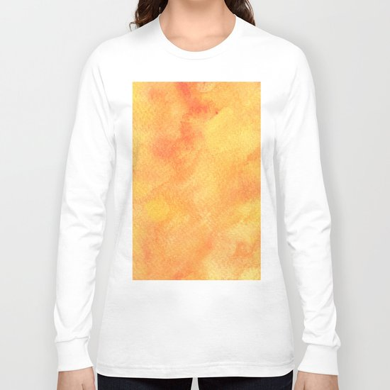 AUTUMN BACKGROUND Long Sleeve T-shirt