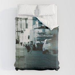 City Stripes Comforters