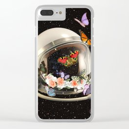 Hard to catch Clear iPhone Case