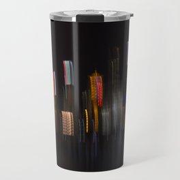 Shanghai Skyline II Travel Mug