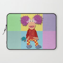 red fraggle Laptop Sleeve