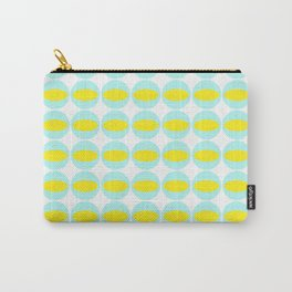Mid-century: Watery eyes Carry-All Pouch