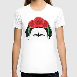 Frida Kahlo: Te quiero mas que mi propia piel. T-shirt