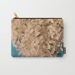 Fill My Heart (White Lilac) Carry-All Pouch