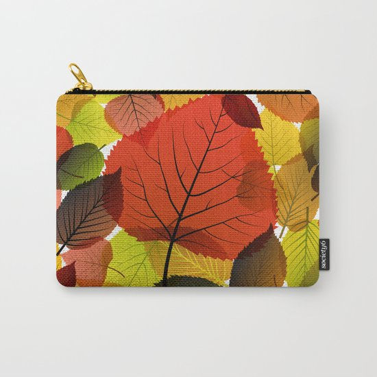 AUTUMN IS BACK Carry-All Pouch