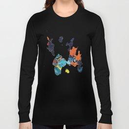 paint shirt Long Sleeve T-shirt