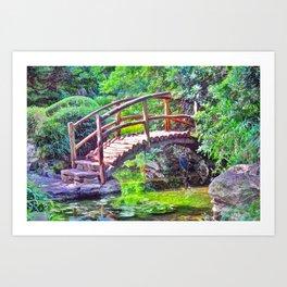 Isamu Taniguchi Garden Kunstdrucke