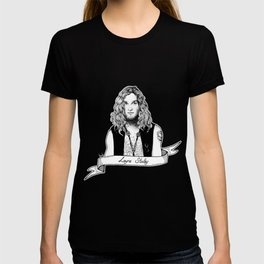 Layne Staley (Grunge Collection) T-shirt