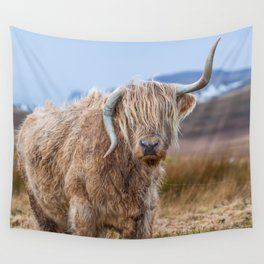 Moo? Wall Tapestry