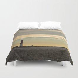 Guided Sunset  Duvet Cover