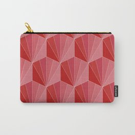 Gisela Color Block Pattern XII Carry-All Pouch