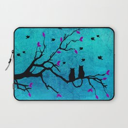 Lovecats - Together forever Laptop Sleeve