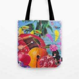 Fruits of Paradise Tote Bag