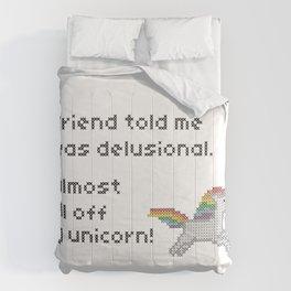 Delusional Comforters