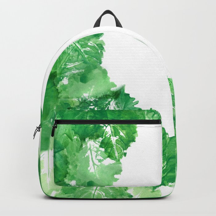 too many leaves Backpack
