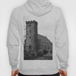 Little Church in Mid Wales Hoody