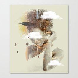 New York City dreaming Canvas Print