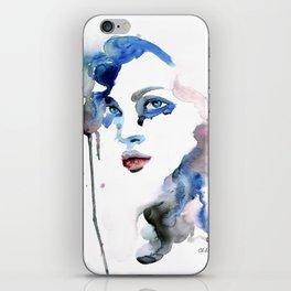 Elina Three iPhone Skin