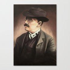 Ion Luca Cariagale Canvas Print
